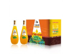 大马邦1.5升芒果果汁饮料,大瓶宴请装批发