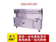 云南2.5米无烟烧烤车多少钱一辆长期供应