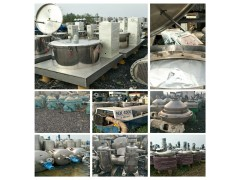 大量回收二手冻干机设备