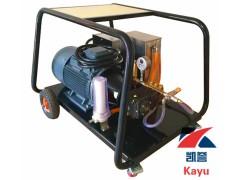 供应水泥厂回转窑除结皮|结圈高压水枪KY-5022