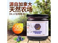 蓝莓果泥250ml
