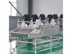 小包装翻转式风干机 专业生产大中小型食品风干流水线