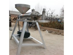 免冻免洗土豆粉加工设备 粉条粉丝加工机械 圣泰红薯粉条机