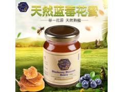 蓝莓花蜂蜜花蜜160g