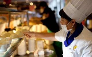 上海中芯国际学校食堂食物霉变事件