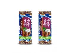 大马邦240ml罐装椰子汁,植物蛋白饮料批发