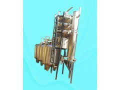 购买白兰地蒸馏机组新乡鑫华轻工机械型号多材质可选择性强