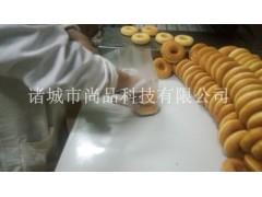 面包圈油炸机 自动翻个面包圈油炸流水线 甜甜圈油炸机价格