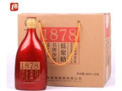 沙洲优黄1878(红瓶/黑标)批发【沙洲优黄专卖】