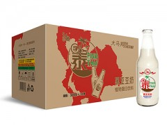 大马邦300ml瓶装黑豆豆奶,植物蛋白饮料厂家招商代理