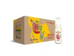 大马邦300ml瓶装泰式豆奶,植物蛋白饮料厂家招商代理