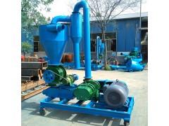 农场用气力型吸粮机 5吨小型移动式气力抽粮机定做
