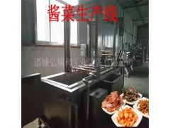 酱腌菜生产线_酱黄瓜生产线设备