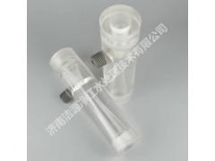 厂家透明有机玻璃水射器射流器 单向阀 滴定阀 二氧化氯配件