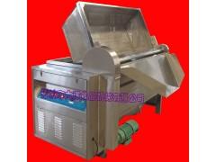 DYZ系列畅销型花生豆油炸机器 售后完善