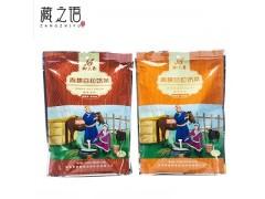 【藏之语】御果斋高原青稞谷粒奶茶(400克x2袋)