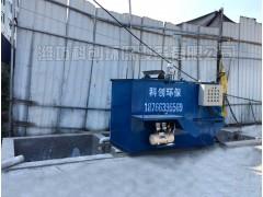 机油回收加工废水处理设备效果明显
