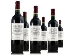拉菲红酒上海专卖//拉菲岩石古堡干红葡萄酒批发