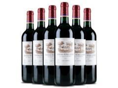 拉菲红酒中国总经销(拉菲岩石古堡价格)