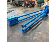 玉米水平管链输送机 尼龙盘片管链机供应商