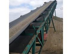 自动升降皮带机 仓库用移动式包料输送机 爬坡型皮带机