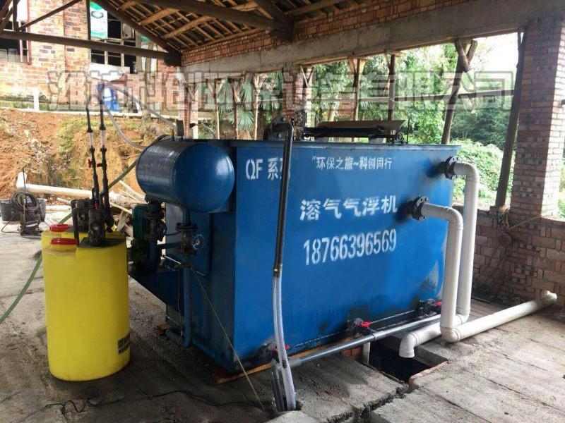 淀粉废水处理设备达标不贵