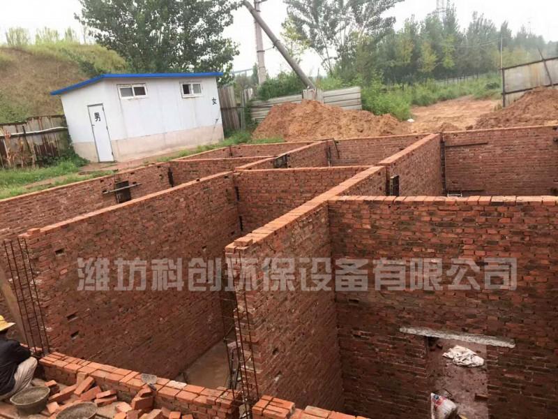 现场养殖污水处理设备安装条件