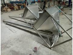 螺旋输送机110管径不锈钢上料机 食品级调味料提升机供应