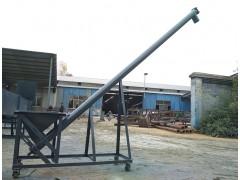 不锈钢绞龙提升机 各种粉末颗粒螺旋加料机厂家供应