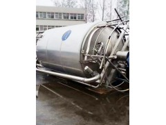 全新乳品发酵罐,超厚不锈钢材质低价甩卖