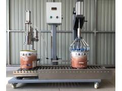乳胶漆灌装机 25kg分装机