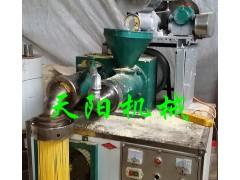 高产玉米面条米线机钢丝冷面机