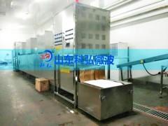 工业微波解冻设备适合于大型肉制品加工厂