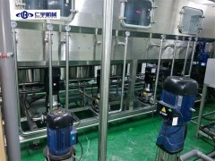 纯净水生产线厂家/新款大桶水生产设备