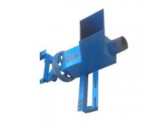管道型抽粮机移动式 抽灰机常德