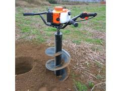 汽油手提式挖坑机轻便式小型钻坑机 园林树林挖穴机供应