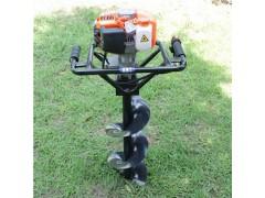 手提式汽油挖坑机多功能地钻打坑机 手提式 蔬菜挖穴机