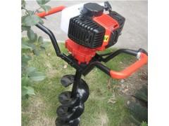 手提便携式汽油挖坑机钻坑机 植树专用钻孔机直径定做
