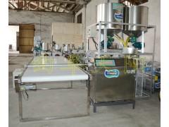四组合不锈钢粉条生产线,全自动红薯漏粉设备