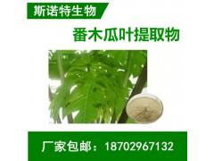 食品级番木瓜叶提取物木瓜叶粉木瓜叶浓缩粉速溶粉浸膏
