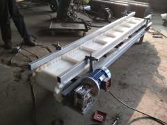 正宗皮带输送机批发带防尘罩 装车卸车输送机