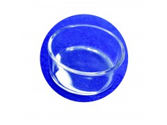上海百千圆形方形石英玻璃培养皿可定制耐高温耐酸碱