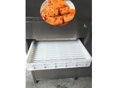 豆腐乳切块摆盘机器设备