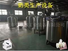 巴氏奶生产线 -小型羊奶巴氏杀菌机