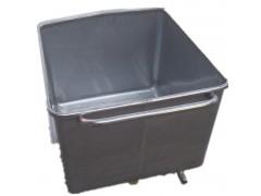 304不锈钢料车 食品厂用不锈钢料车 200升料车价格