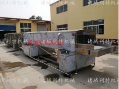 巴氏杀菌生产线  多段喷淋巴氏杀菌设备  酱菜巴氏杀菌设备
