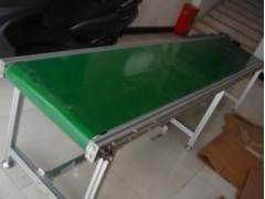 绿色光滑带运输机行走式 轻型运输机