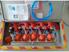 6个接头ZYJ-M6压风供水自救器压风供水两用