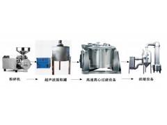 超声波植物提取罐中药提取罐工艺技术方法