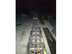 谷糠单板链埋刮板输送机  环链式刮板上料机
